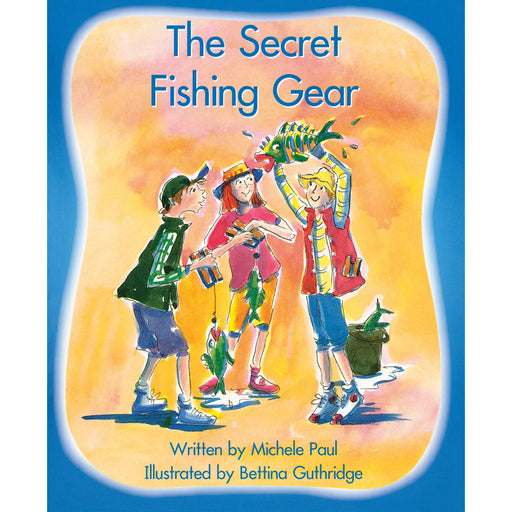 The Secret Fishing Gear