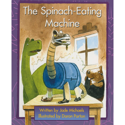 The Spinach-Eating Machine