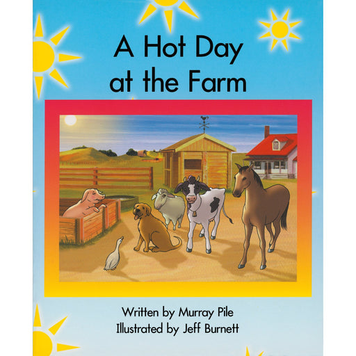 A Hot Day at the Farm