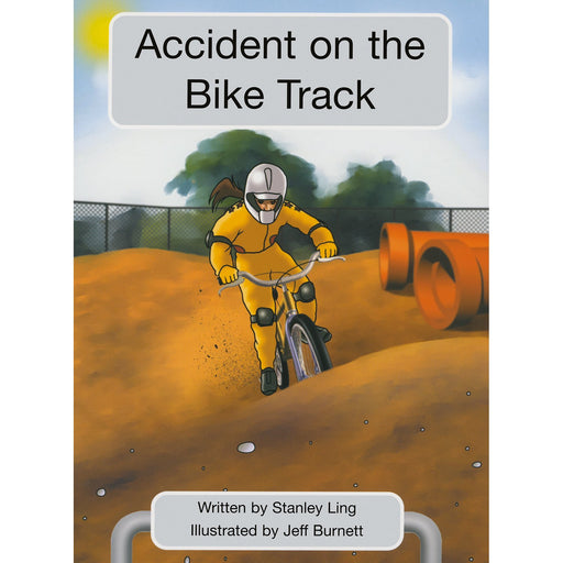 Accident on the Bike Track