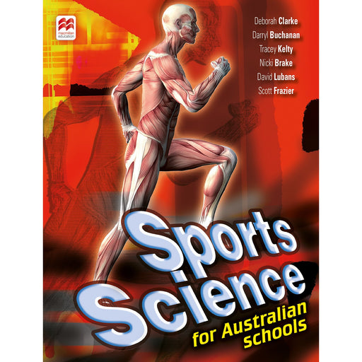 Sports Science for Australian Schools Student Book + CD