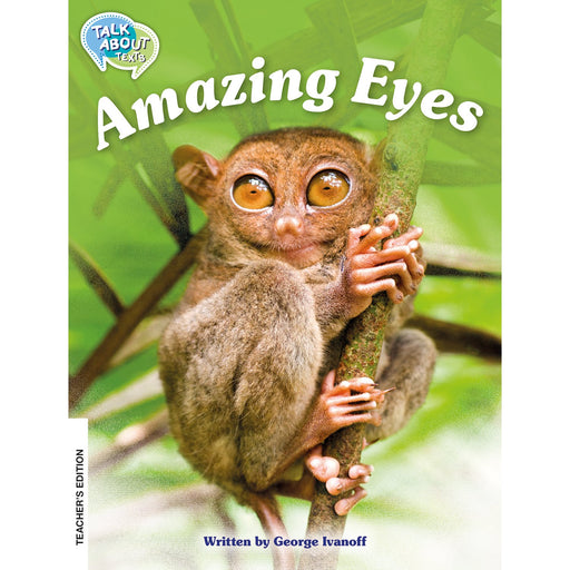 Amazing Eyes Teacher's Edition