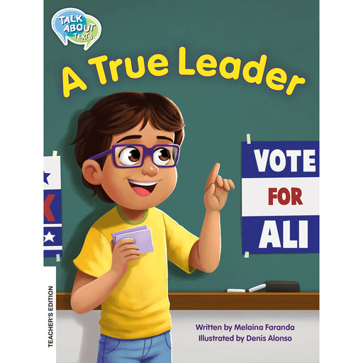 A True Leader Teacher's Edition