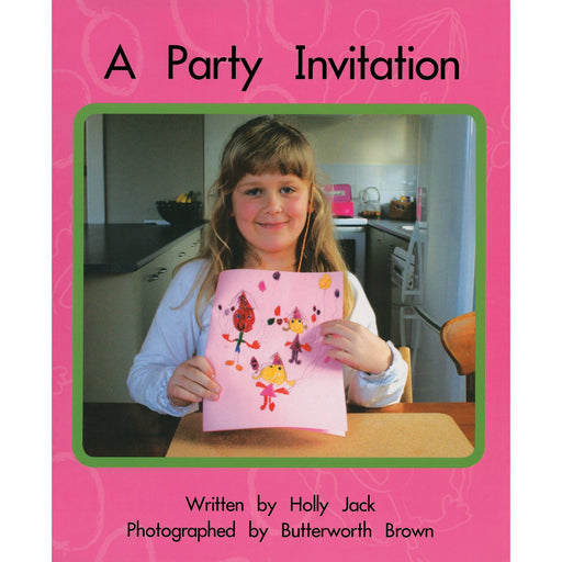 A Party Invitation