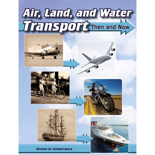 Air, Land and Water Transport