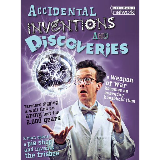Accidental Inventions and Discoveries
