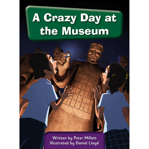 A Crazy Day at the Museum