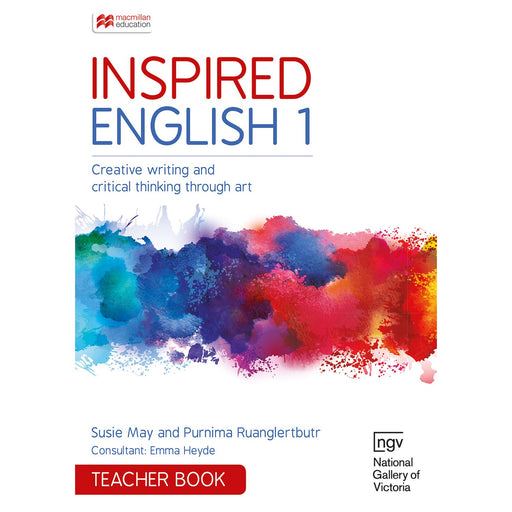 Inspired English 1 Teacher Book