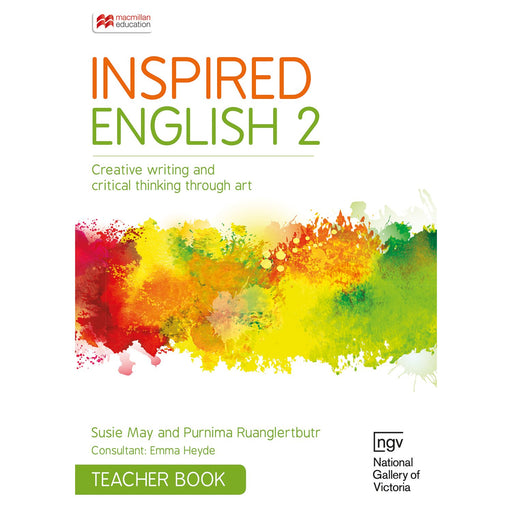 Inspired English 2 Teacher Book