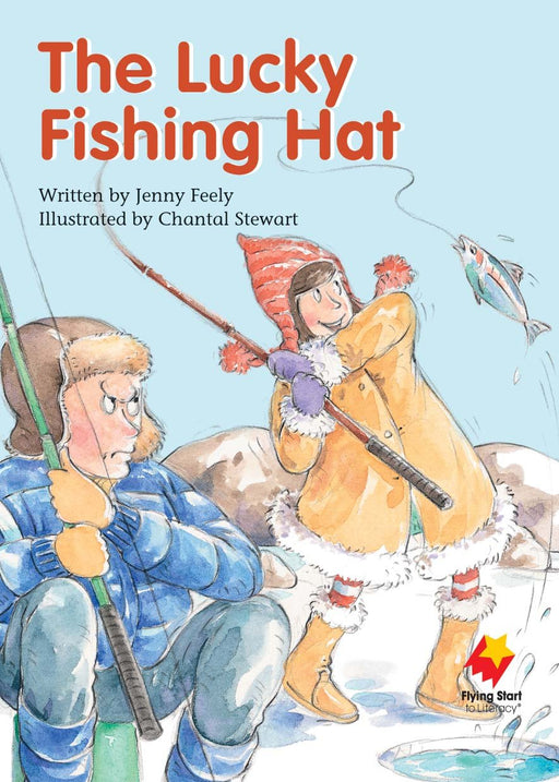 The Lucky Fishing Hat