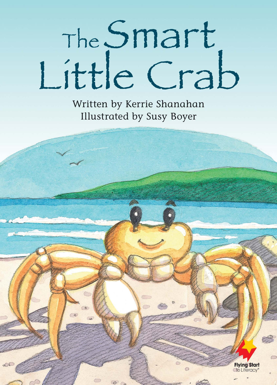 The Smart Little Crab