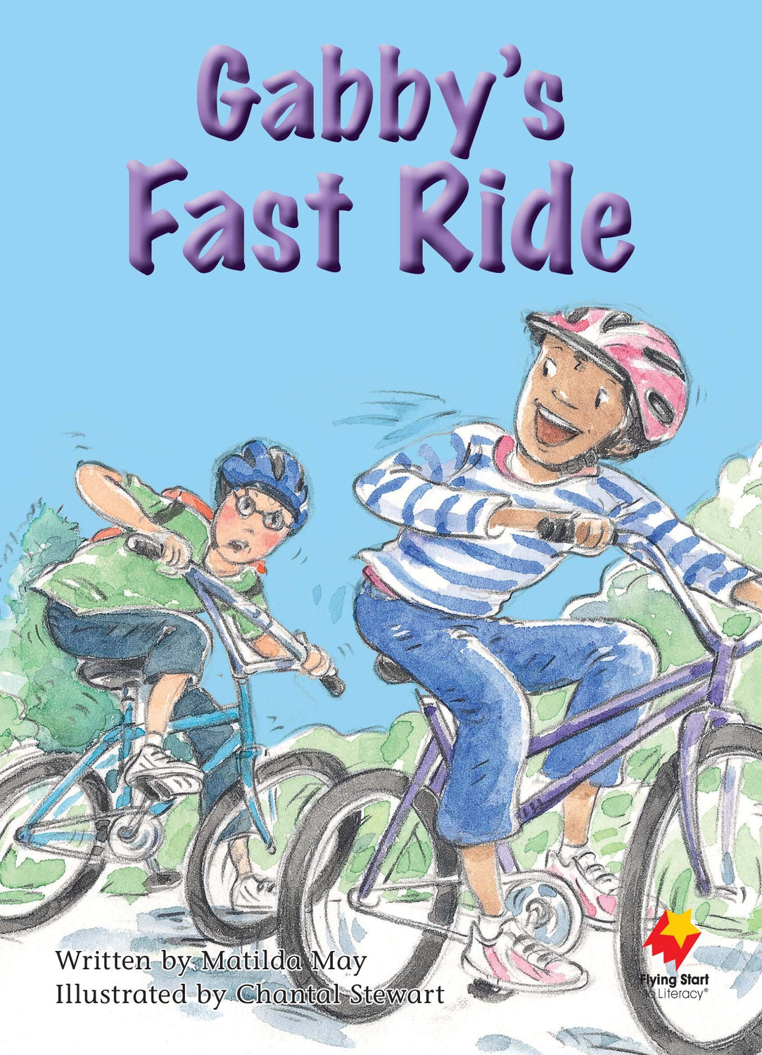 Gabby's Fast Ride