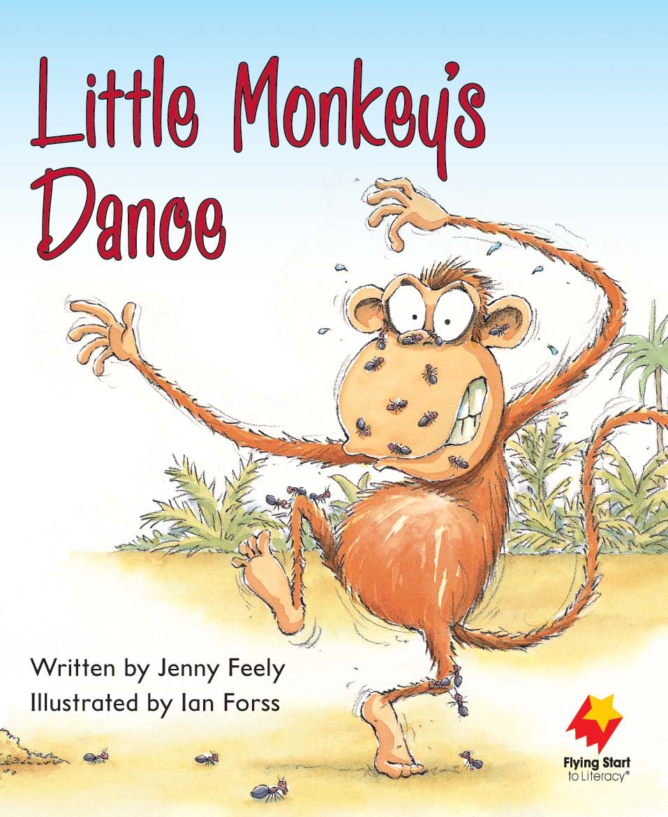 Little Monkey's Dance