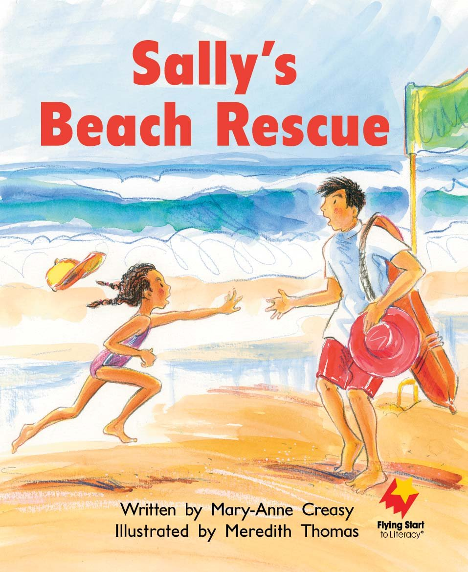 Sally's Beach Rescue
