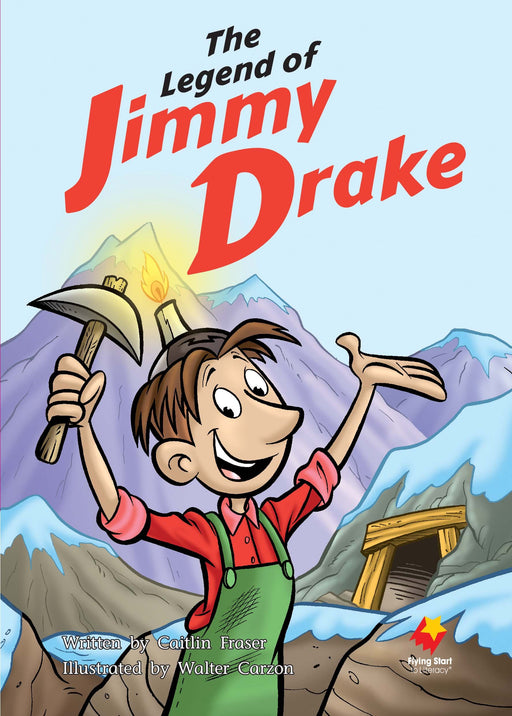 The Legend of Jimmy Drake
