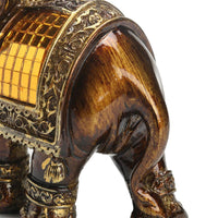 Lucky Japanese Style Elephant Statue - statue - The Elephant Kingdom Shop. Perfect gift for an elephant lover