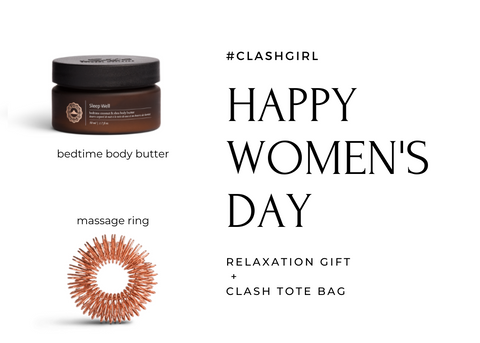 Women's Day Promotion | Clash Tee