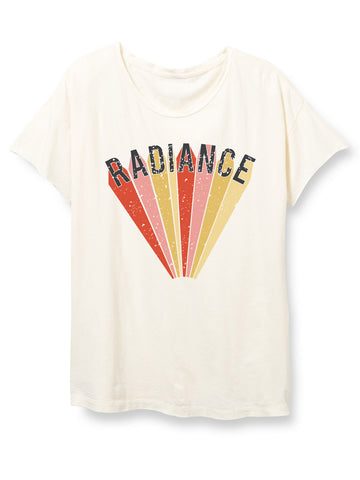 Radiance Graphic Tee