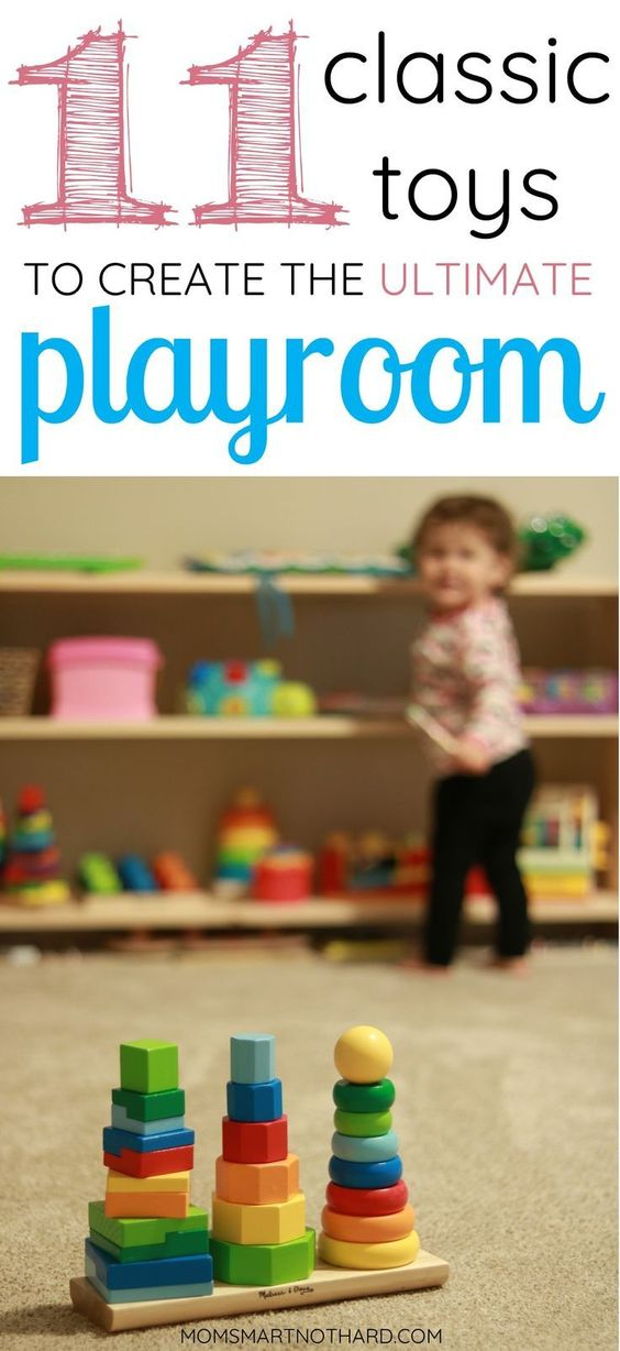 11 CLASSIC TOYS TO CREATE THE ULTIMATE PLAYROOM