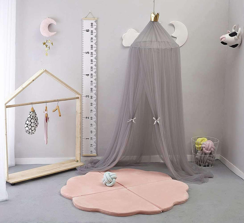 Unique 10 Layers Yarn Princess Bed Net Unique Design Mosquito Net INS Bed Canopy