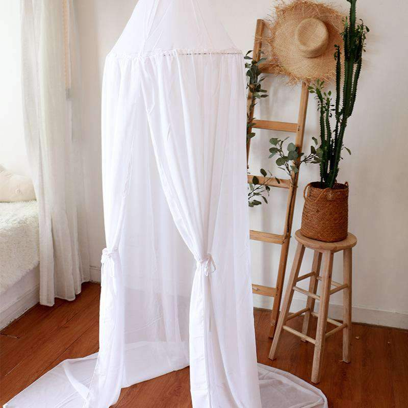 Princess Chiffon Bed Canopy - 5 Colors