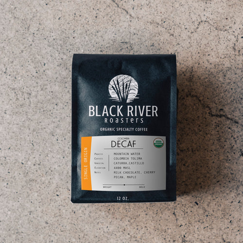 Organic Decaf Colombia