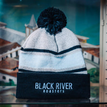 Load image into Gallery viewer, Black River Roasters Old School Cuff Beanie