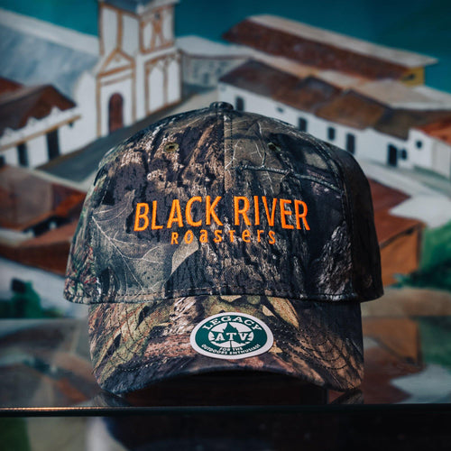 Black River Roasters Camo Hat