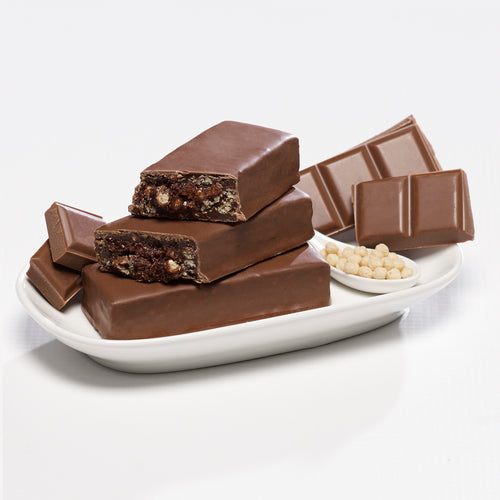 VLC Chocolate Crisp Bars