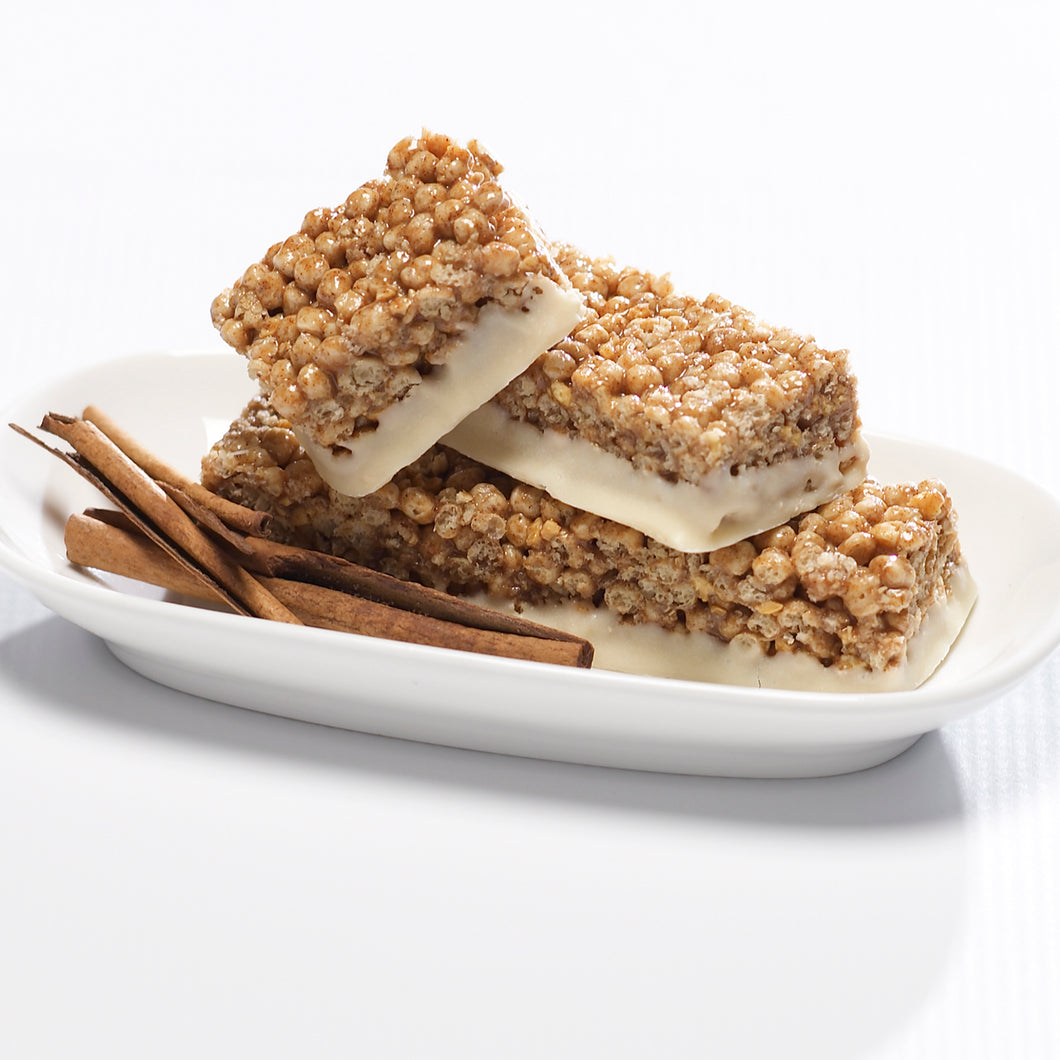 VLC Cinnamon Crunch Bars