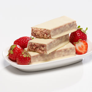 VLC Strawberry Shortcake Bars