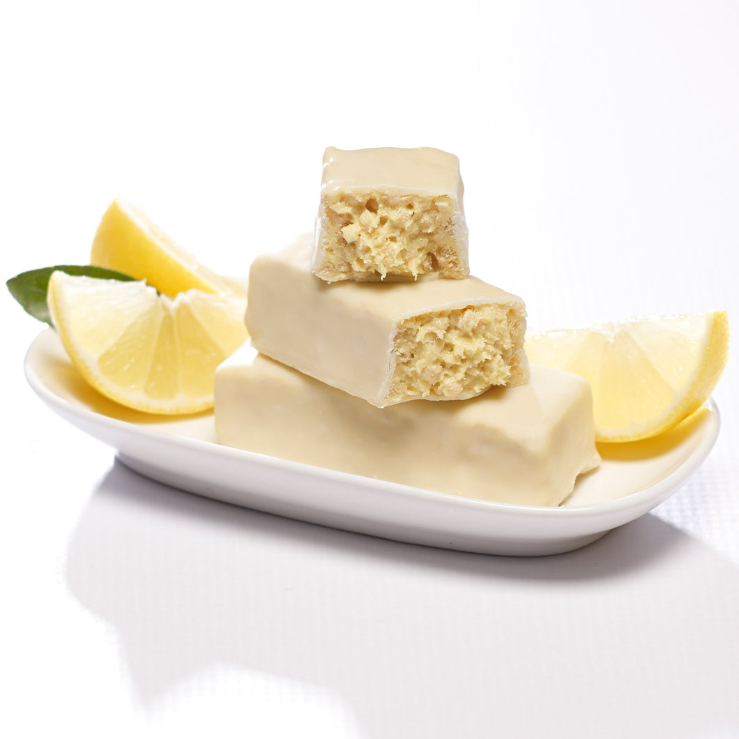 VLC Zesty Lemon Crisp Bars