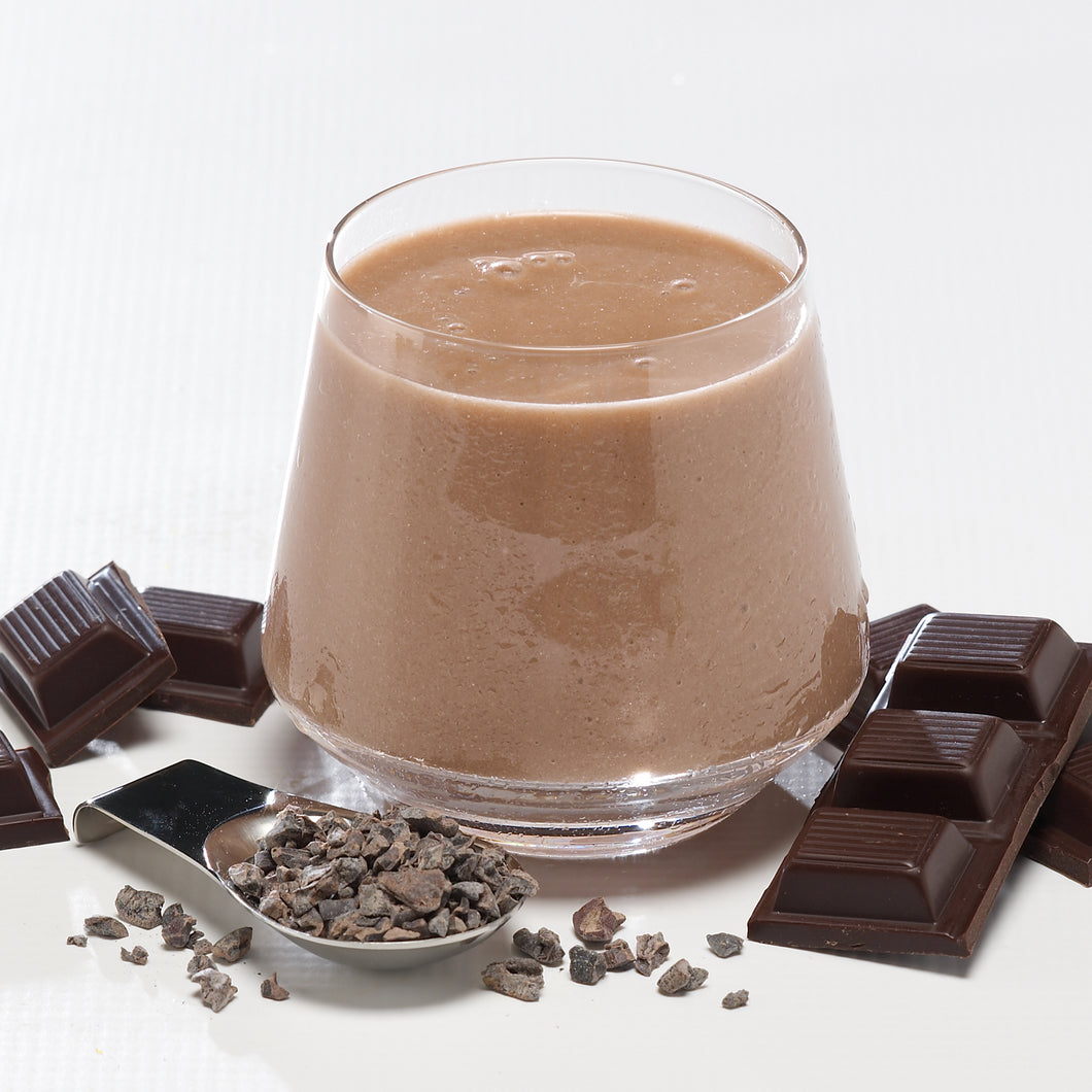 Chocolate Indulgence Smoothie Flavor Pack + Base