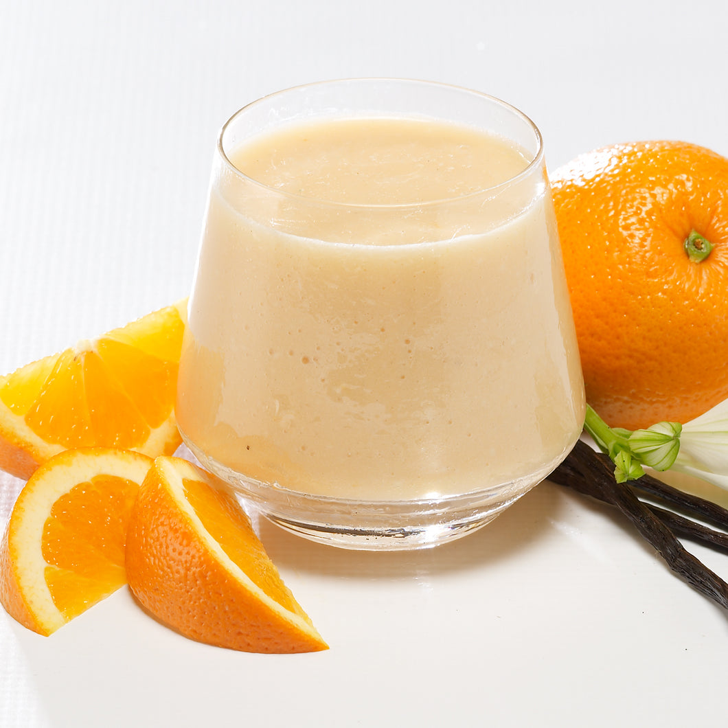 Orange Creamsicle Smoothie Flavor Pack + Base