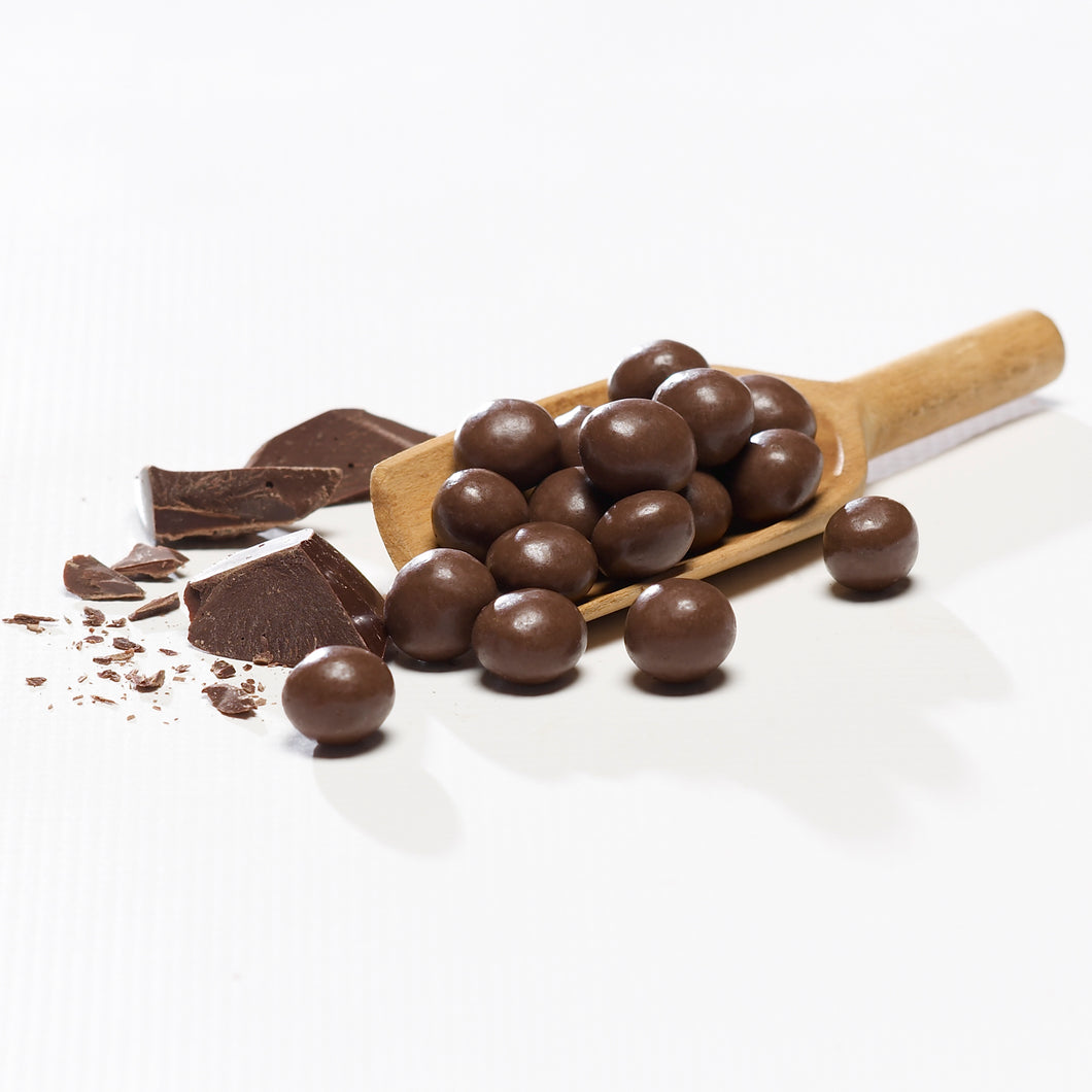 Chocolate Coated Soy Snacks