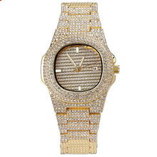 Load image into Gallery viewer, MP Shining iced CZ diamond PP watch