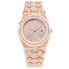Load image into Gallery viewer, MP Shining 2 iced CZ diamond AP watch