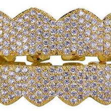 Load image into Gallery viewer, MP Fully 1 iced CZ diamond Grillz