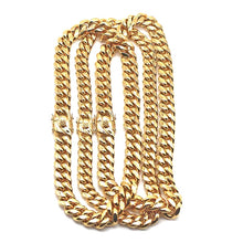 Load image into Gallery viewer, MP Classic Cuban link chain necklace