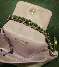 Load image into Gallery viewer, Versace lavanda mini bag keychain