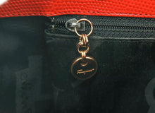 Load image into Gallery viewer, Vintage Salvatore Ferragamo red shoulder bag