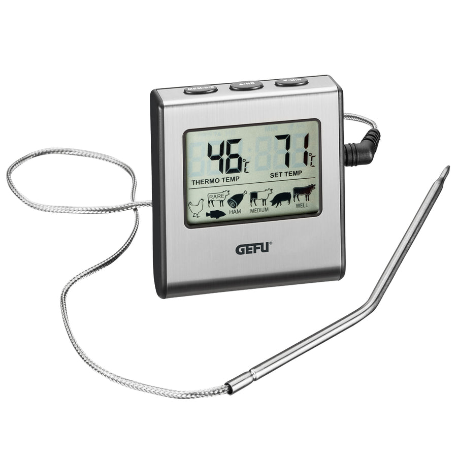 GEFU Digital-Bratenthermometer