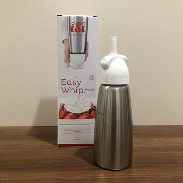 ISI Schlagsahnebereiter 0,25l Easy Whip plus Mini