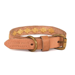 Ethel Collar - gold