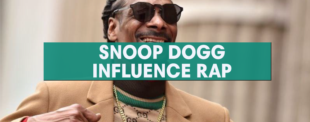 Snoop Dogg influence rap