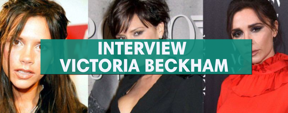Victoria Beckham : interview mode et lifestyle