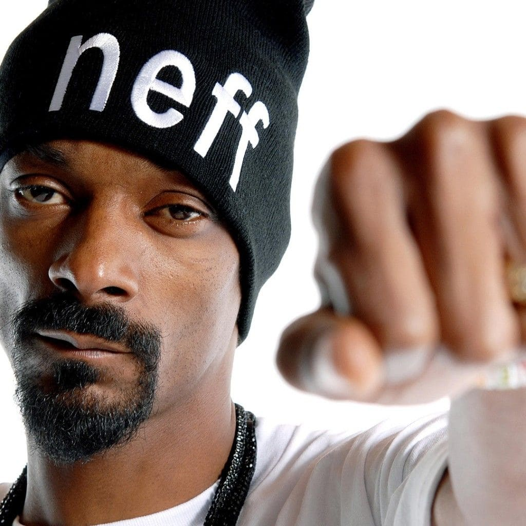 Snoop dogg bonnet montre streetwear