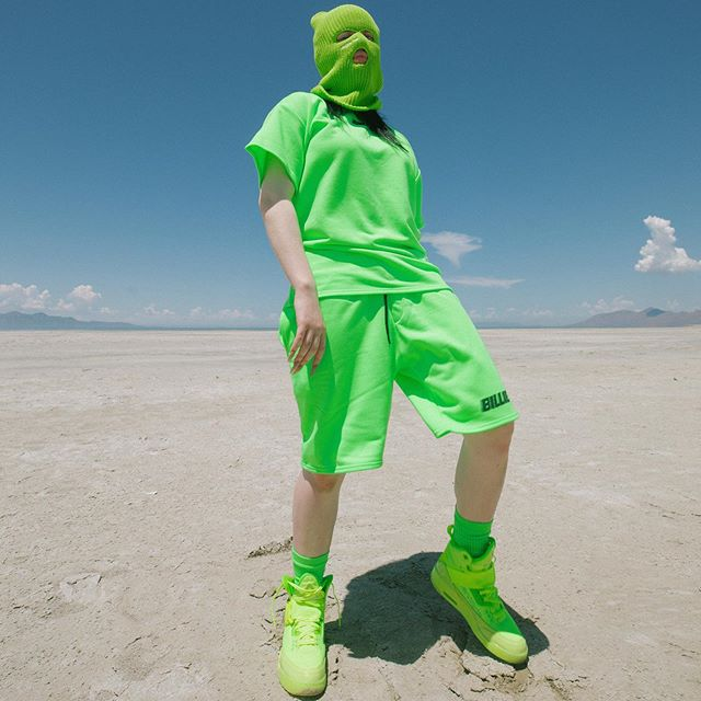 Billie Eilish A Very Eccentric Clothing Style Vh Studios
