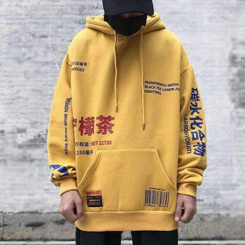 hoodie sweat shirt streetwear asiatique revengex store
