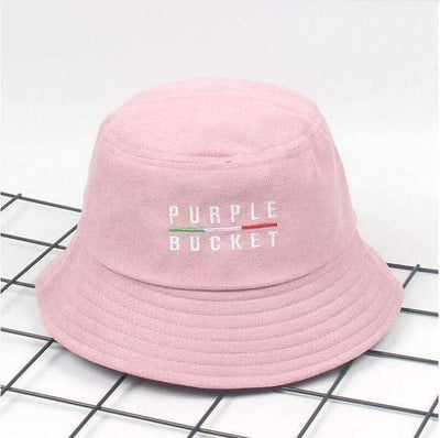 Bob PURPLE BUCKET - REVENGEX | Shop Streetwear